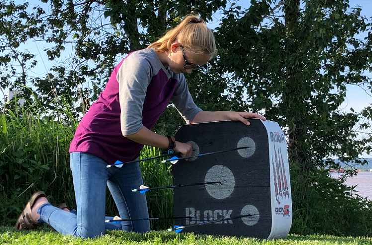 Block Gen Z Youth Archery Target review