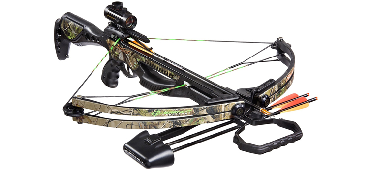 Barnett Jackal Crossbow Package Review: An Epic of A Product