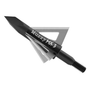 Best Broadheads Review-Muzzy MX3 Broadhead
