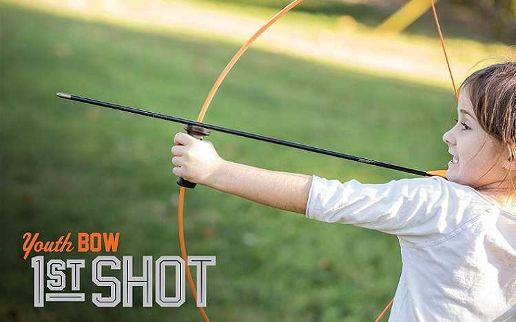 Bear Archery 1st Shot Bow Set Review