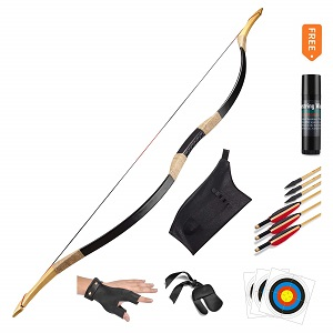 Traditional Handmade Longbow