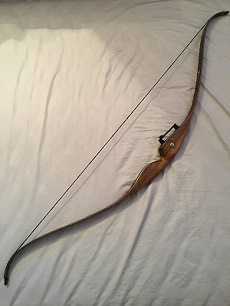 Bear AFT2086150 Grizzly Recurve Bow