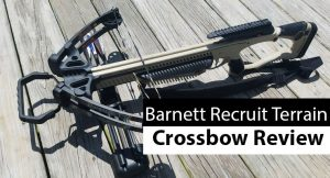 Barnett Recruit Terrain Crossbow Review