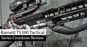 Barnett TS390 Tactical Series Crossbow Review