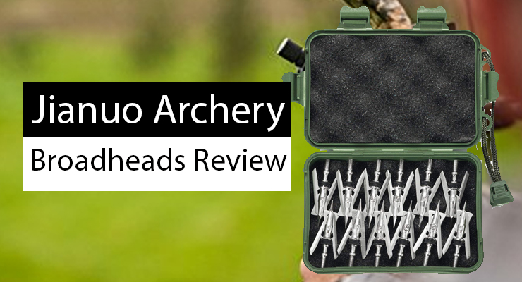 Jianuo Archery Broadheads Review