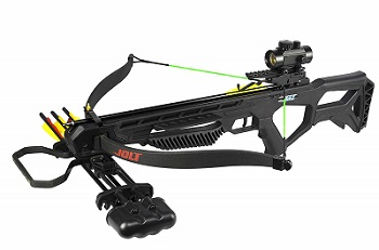 PSE Archery Jolt Hunting Crossbow Review