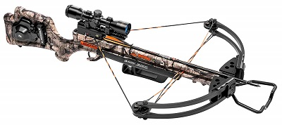 TenPoint Wicked Ridge Invader G3 Crossbow Package