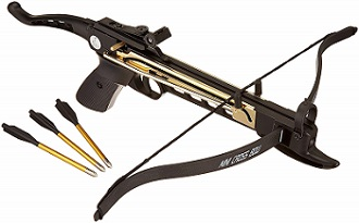 Cobra System K-8025 Self Cocking Pistol Tactical Crossbow