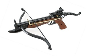 Prophecy 80 Pound Self-Cocking Pistol Crossbow