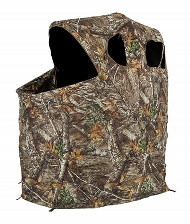 Ameristep Tent Chair Easy Fold over Ground Blind