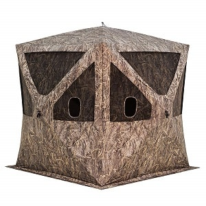 Fine The Best Ground Blind For Bowhunting Unbiased Reviews Inzonedesignstudio Interior Chair Design Inzonedesignstudiocom