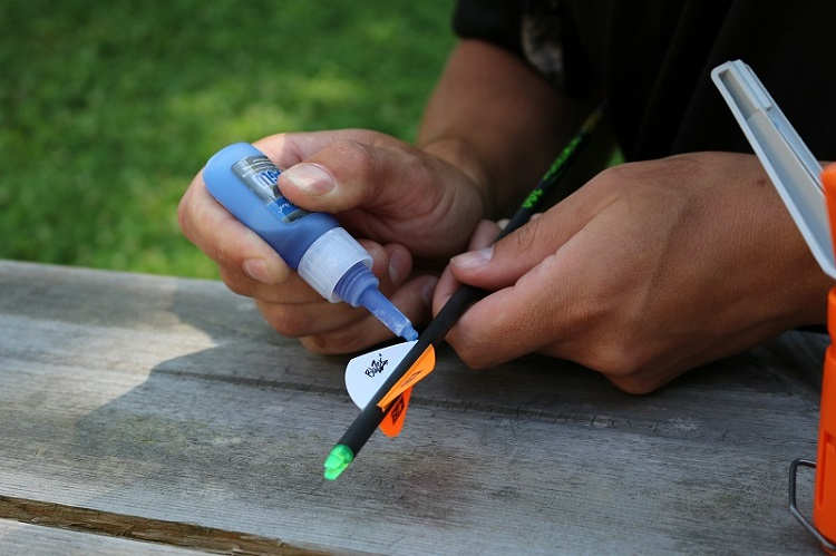Best Fletching Glue