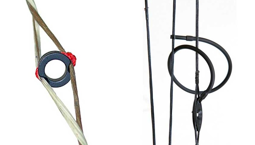 How to Install a Bow Peep Sight