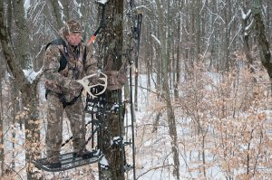 How To Use A Climbing Tree Stand