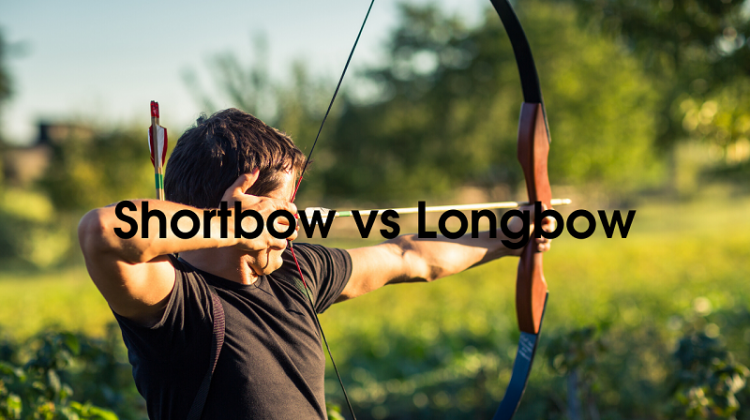 Shortbow vs Longbow